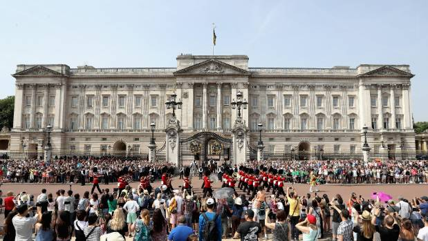 The Queen's pay rise will partially cover a planned 10-year refurbishment of Buckingham Palace