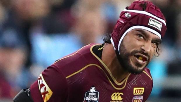 NSW legend Andrew Johns slams Blues for not targeting Johnathan Thurston
