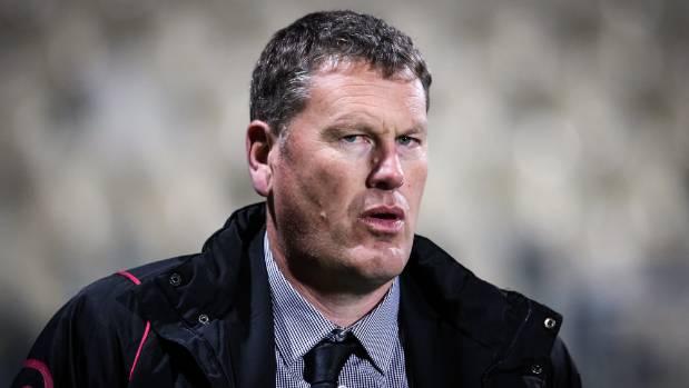 Canterbury head coach Glenn Delaney.