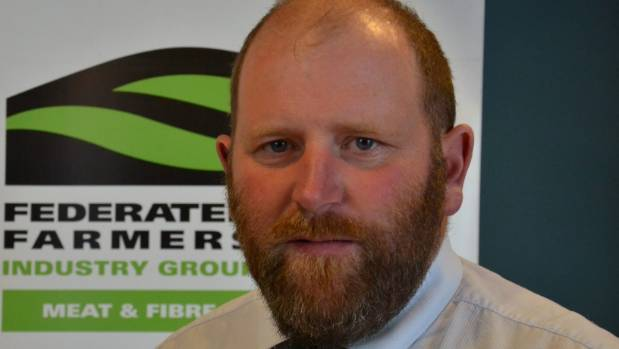 Waikato Federated Farmers meat and fibre chairman Chris Irons says farmers need to ask themselves what they are doing ...