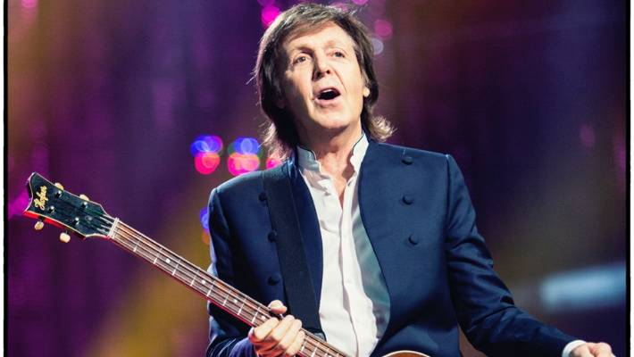 paul mccartney remembers what it was like being part of a great