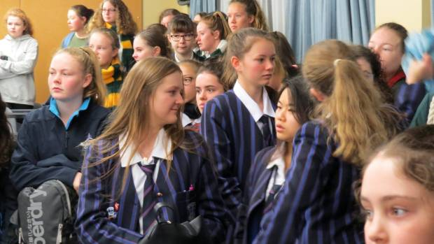 Ara Institute of Canterbury's annual Shadowtech day connects young female students with women in the technology and IT ...