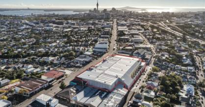 The new Bunnings Grey Lynn which Whillans Realty sold for $37m on a firm yield of 4.98 per cent after competitive ...