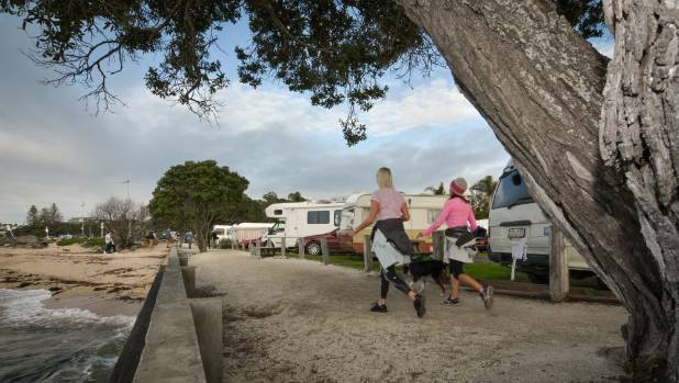 A total of 1244 submissions were made on a proposal around leasing the Takapuna Beach campground.