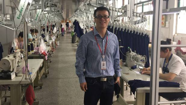 Peak Fun, 41, is the managing director of Wuxi Everbright, overseeing three factories and eight subcontracting ...