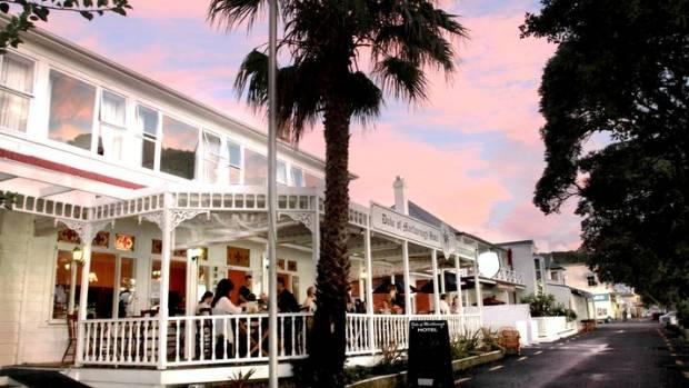 The Duke boasts being New Zealand's oldest licensed premises.