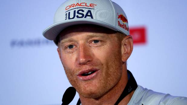 Spithill says USA can still win America's Cup