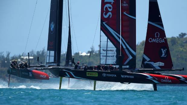 Oracle bank on gut reaction in America's Cup