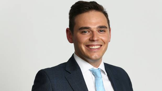 Labour vote winner Todd Barclay.