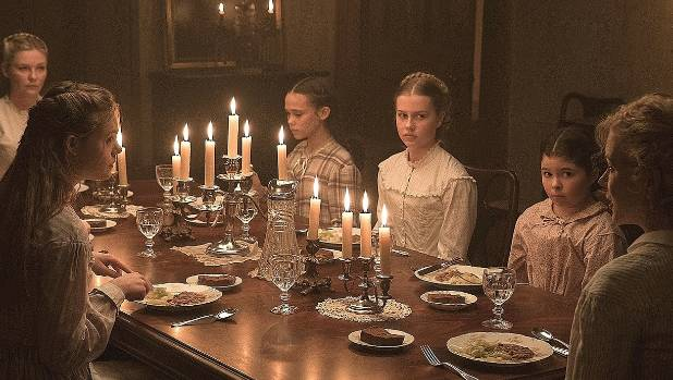 The Beguiled focuses on the inhabitants of a private girls' school.