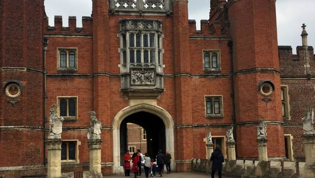 A day spent exploring Hampton Court is worth the train ride.