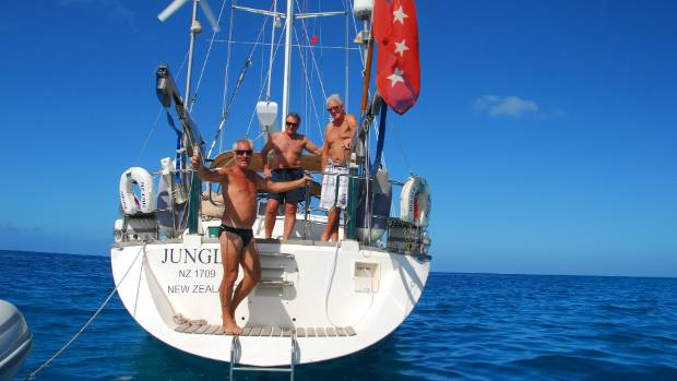 Four onboard Kiwi-owned yacht in distress off Fiji