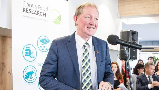 Environment Minister Dr Nick Smith says maybe.
