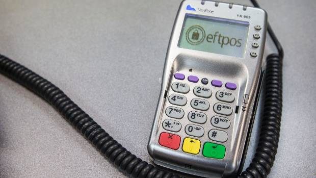 Less people carry cash while electronic transactions are on the rise.