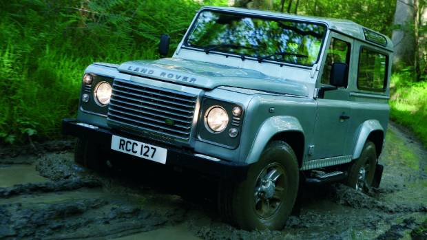 Defender's five survived the takeover of Land Rover by BMW.