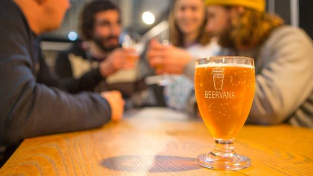 Get some tasters at Pint Sized Beervana.