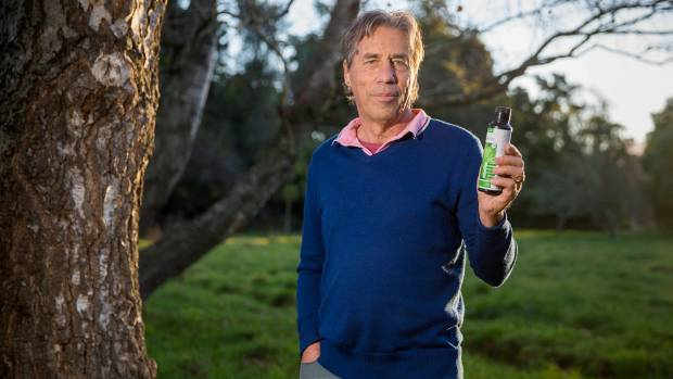 Waihi Bush owner David Musgrave is growing South Canterbury's first hemp crop for consumption by humans.