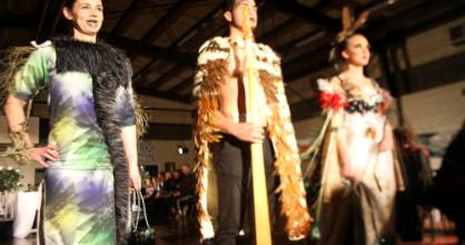 The Matariki Fashion Show in Kaikoura is a celebration and expression of art and fashion.