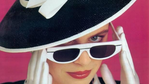 Desmond Williams' photo for Fashion Quarterly, 1986.