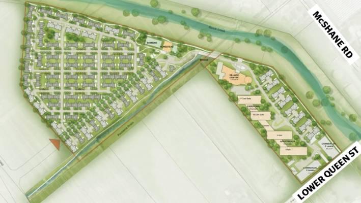 Retirement village plan as Richmond becomes 'destination for