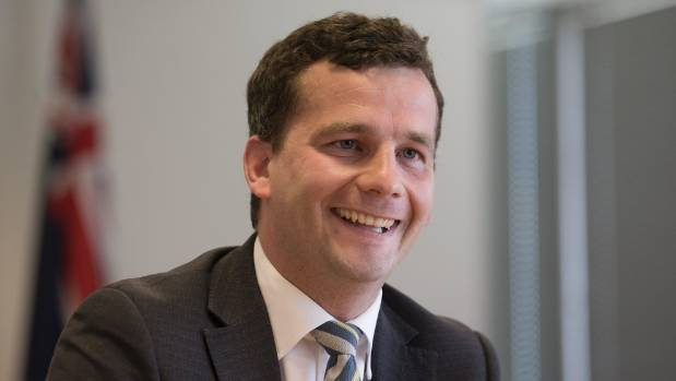 ACT leader David Seymour believes all water rights should be tradeable.