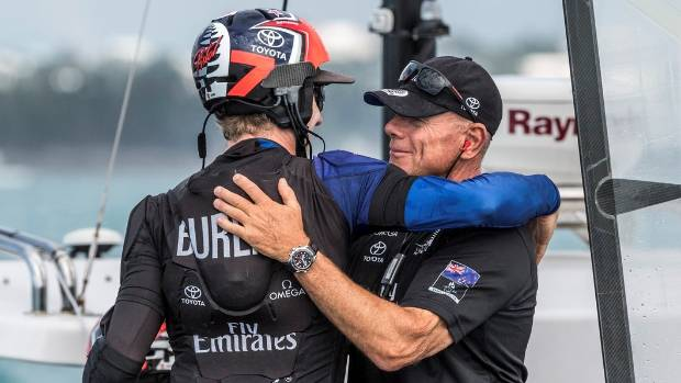 Jimmy Spithill's fighting talk rings hollow as America's Cup defeat draws near