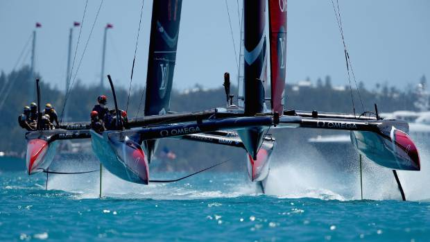 Funding boost for Team NZ