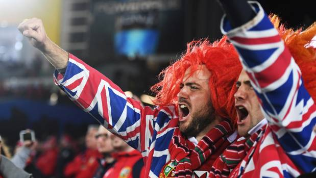 Lions tour: All Blacks part the red sea, to thwart guitarless British invasion