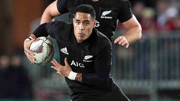 Aaron Smith started all three tests against the British and Irish Lions.