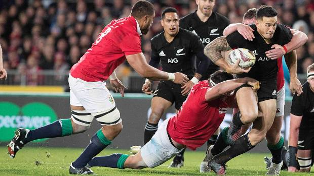 All Blacks sacrificed 'champagne rugby' to beat Lions up front, says Gatland
