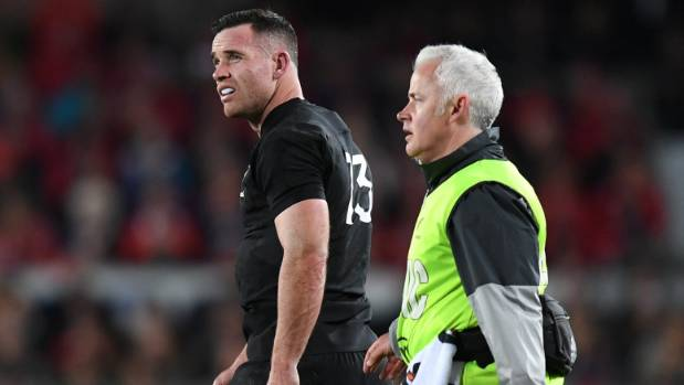 All Blacks Face Down Lions Challenge to Win First Test