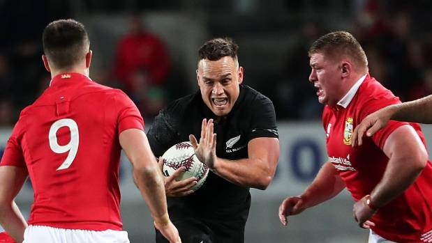 Israel Dagg made a big contribution for the All Blacks.
