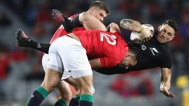 NZ coach Hansen attacks Lions on radio