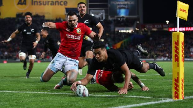 Rieko Ioane delivered the goods in this match.