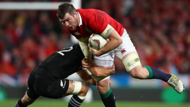 All Blacks vanquisher Murray thinks Lions can storm Eden Park