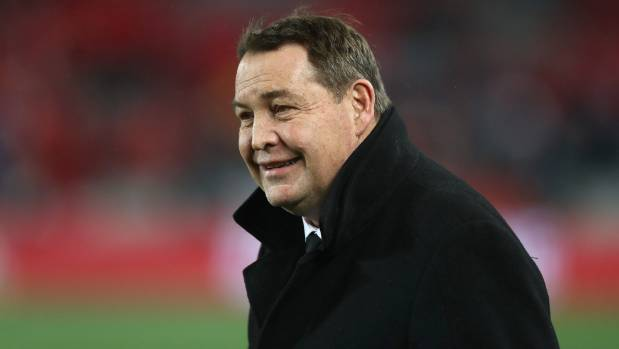 "Steve Hansen had ""some unbearably smug moments'' after the All Blacks' test win over the Lions."