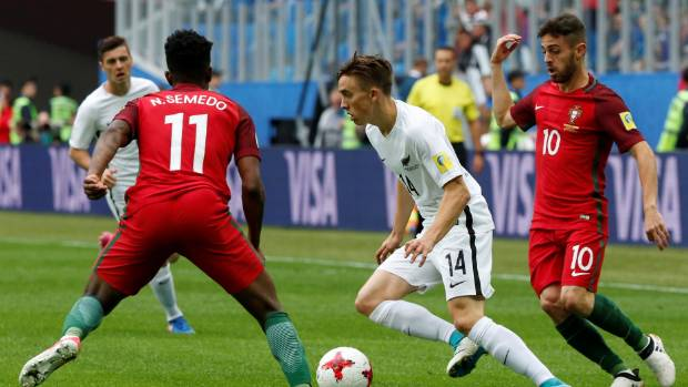 Russian Federation  tries to put courageous  face on early Confed Cup exit