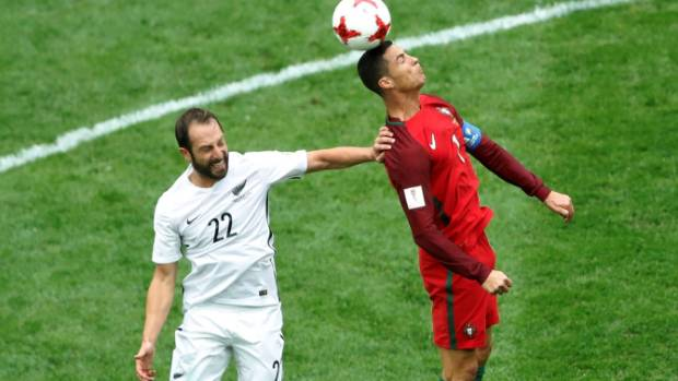 Chile feels the fatigue from its all-out play in Confed Cup
