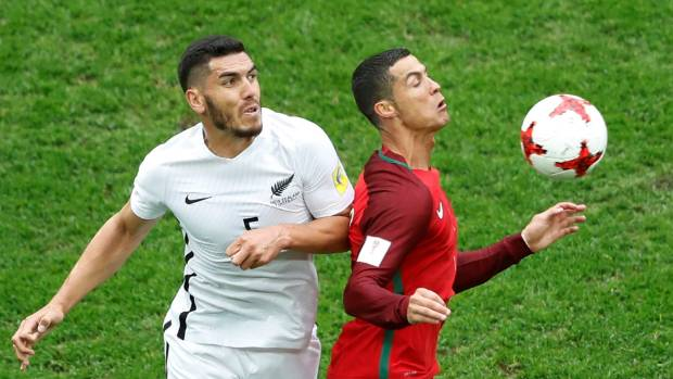 Arturo Vidal blasts Cristiano Ronaldo ahead of Confederations Cup clash