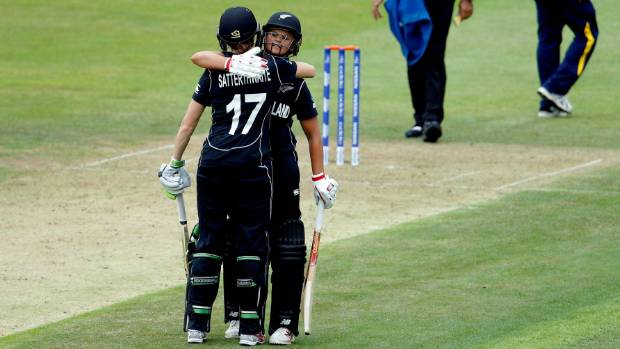 BRISTOL LATEST: Easy win for Kiwis over Sri Lanka