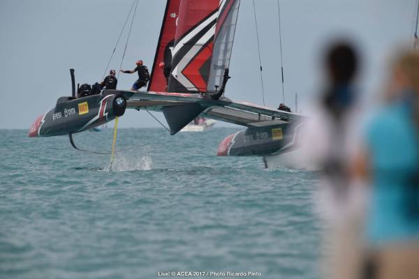 New Zealand extend lead over USA  in America's Cup final