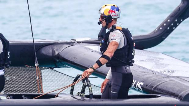 Jimmy Spithill's America's Cup final confidence returns: 'Here we go'