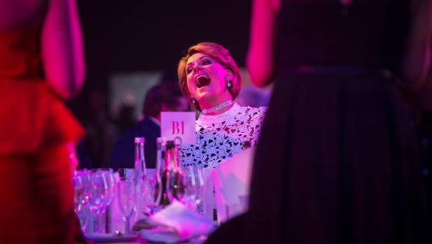 Harcourts' Cancer Society Ball, held at Horncastle Arena.