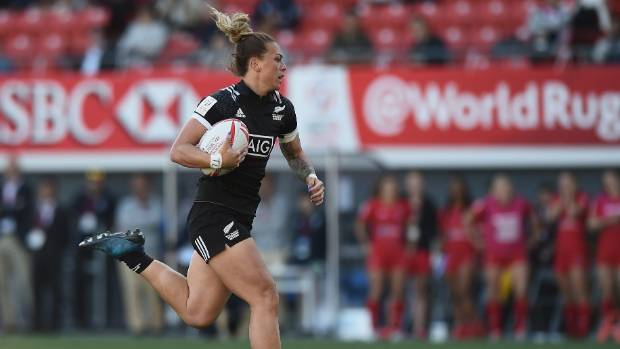 Black Ferns Sevens claim top prize in Clermont
