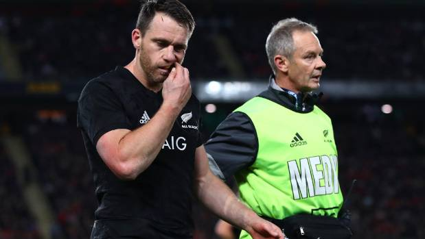 Ben Smith's injury woes are continuing.