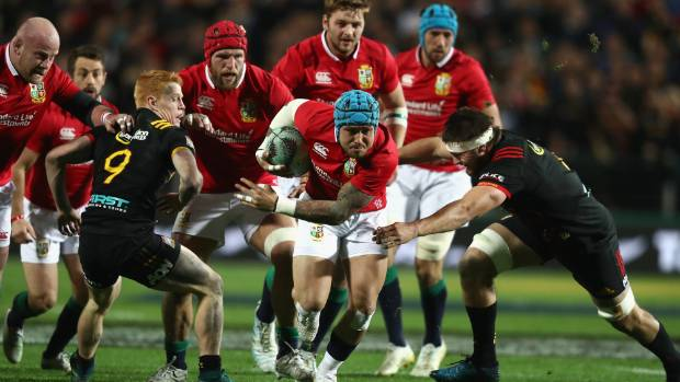 After an impressive two-try performance against the Chiefs on the wing, Jack Nowell will play fullback for the Lions ...