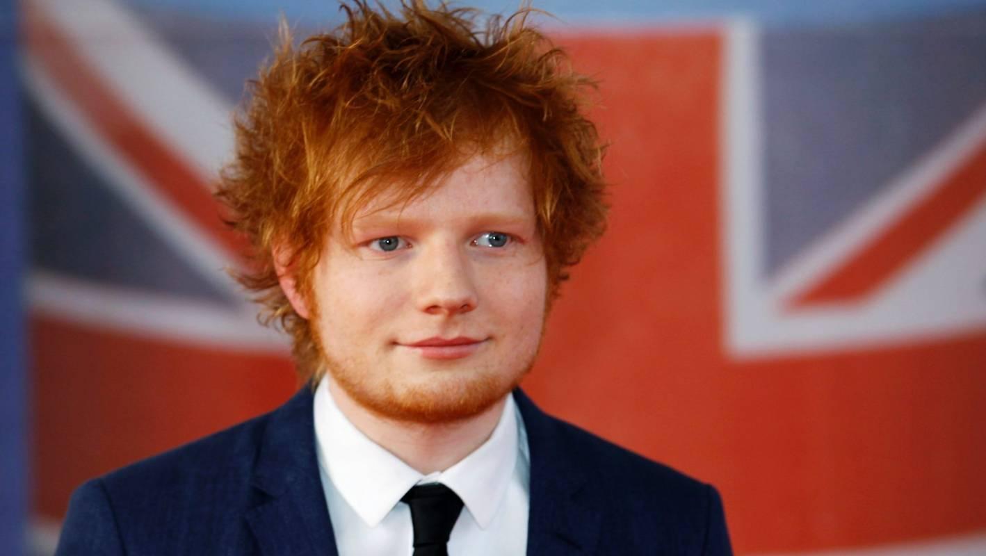 Ed Sheeran: Jamie Foxx's Ukulele-wielding Houseguest