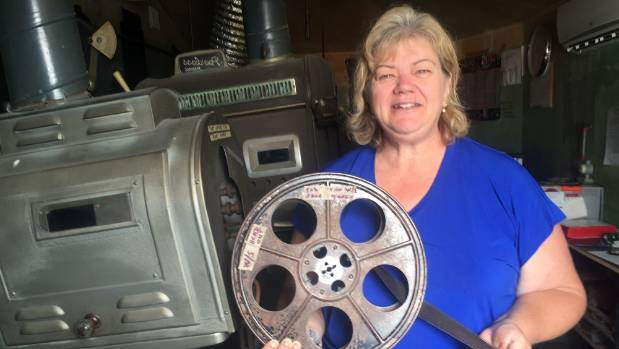 Everybody's Theatre Trust chairwoman Debbie Campbell features in the documentary.