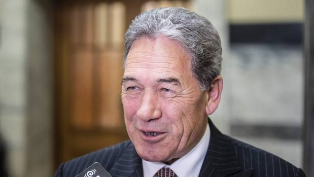 Winston Peters has finally revealed Shane Jones will be standing for NZ First.