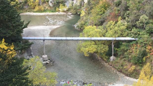 Changes ahead for gold famed arrow river for Landscaping rocks windsor ontario